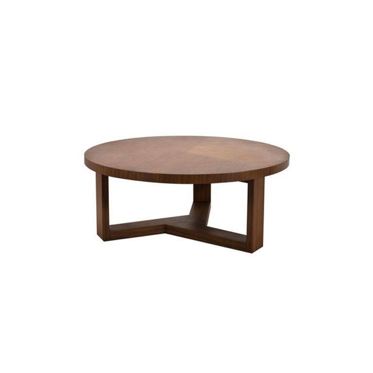 modern rounding coffee table