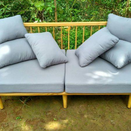 Sofa Modern Wooden Works Jepara
