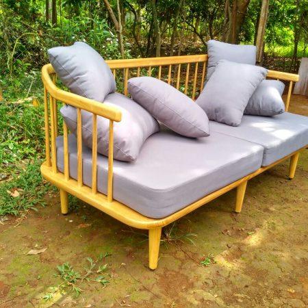 Modern Sofa of Wooden Works Jepara