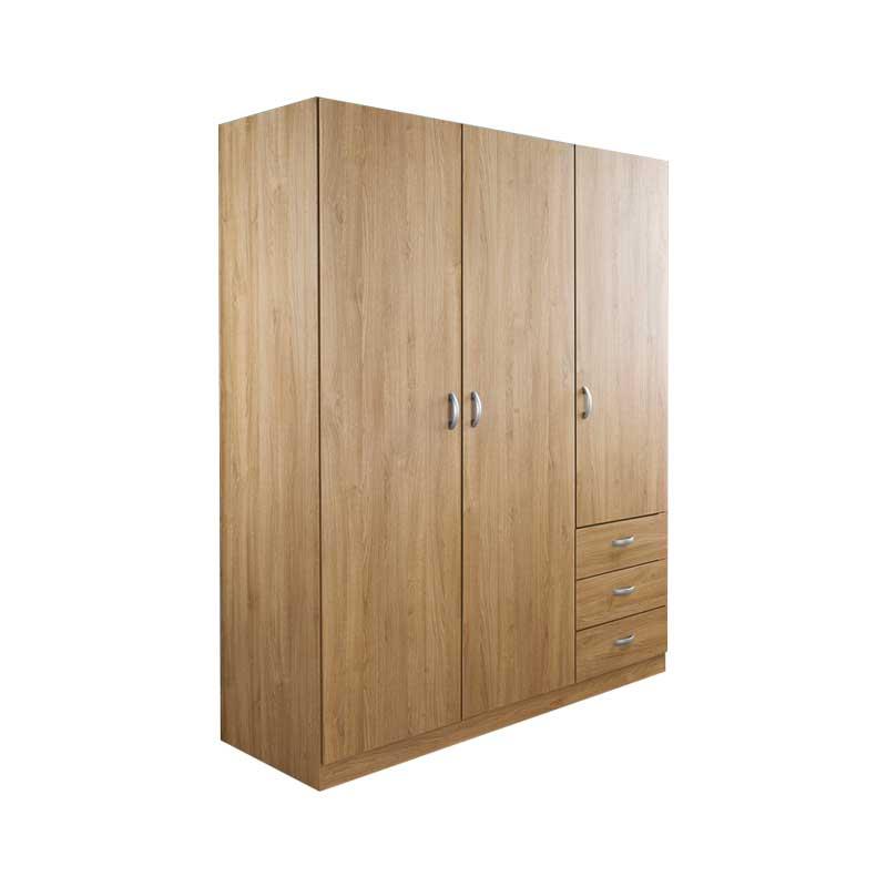 Modern Minimalist Wardrobe Wooden Works Jepara Modern