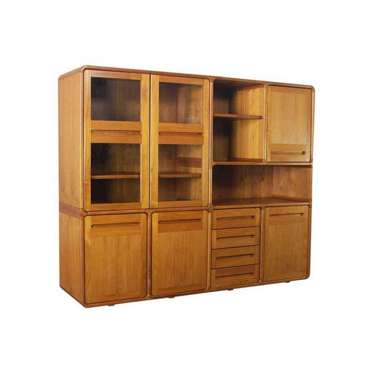 modern kitchen wardrobe wooden works jepara