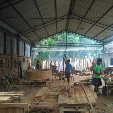 Wood Materials Used by Wooden Works Jepara