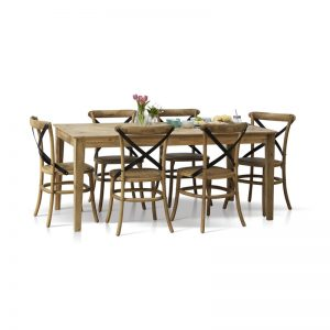 Scandinavian Dining Set 2