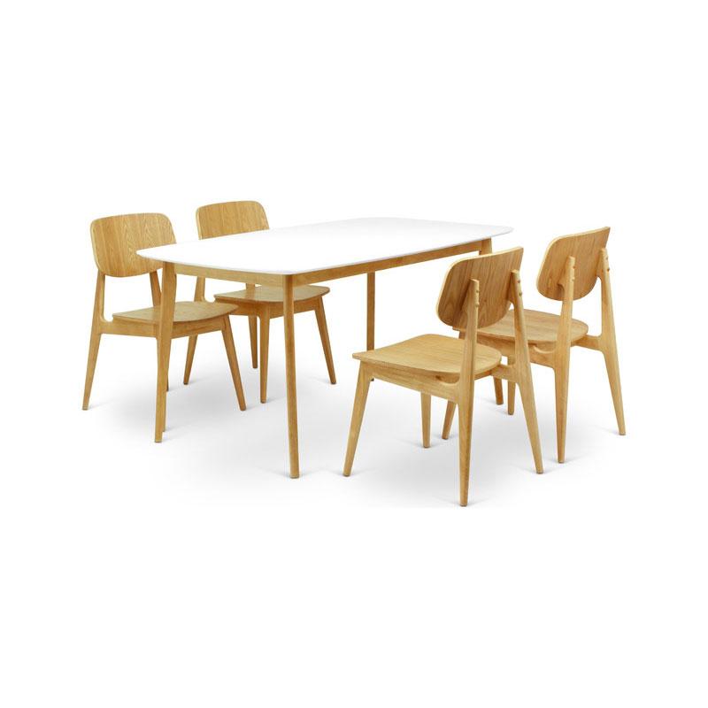 White_scandinavian_dining_set · White_scandinavian_dining_set ·  White_scandinavian_dining_set