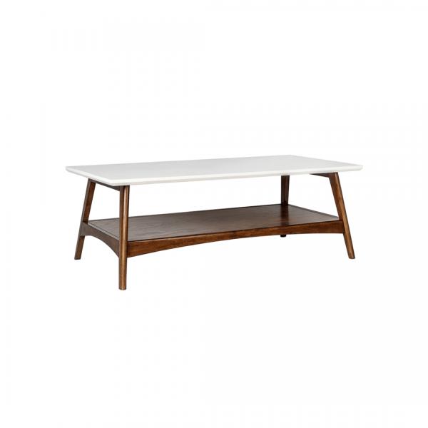 Camino Modern Coffee Table, modern coffee table