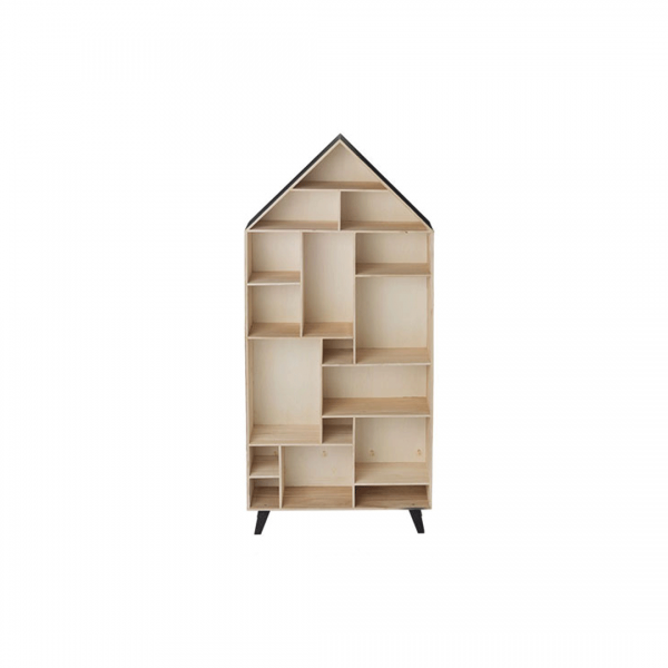 Modern Uma Bookshelf, modern book rack