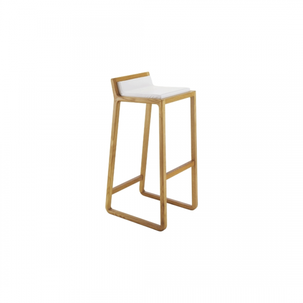 Modern Ivory Bar Chair, modern bar chair