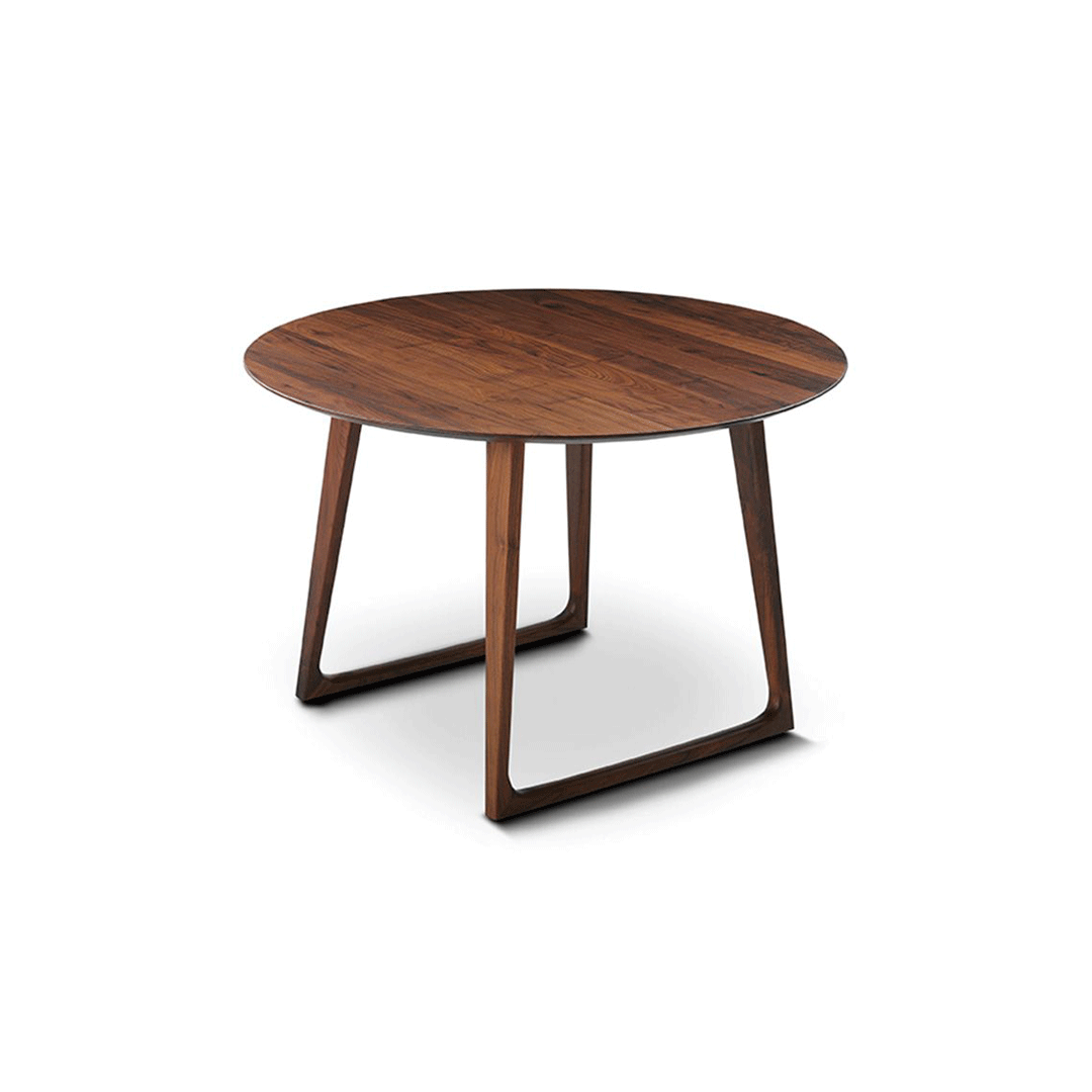 Salak Round Coffee Table, Modern Round Coffee Table