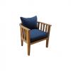 Mentawai Garden Chair, modern garden chair