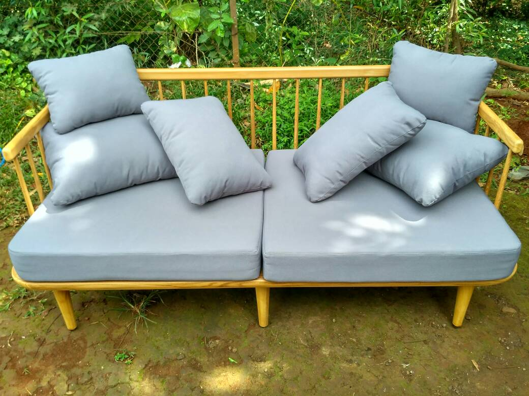 modern sofa wooden works jepara