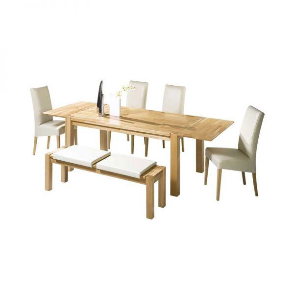 Folded Dining Set