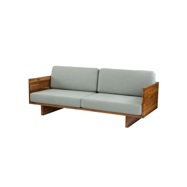Modern Teak Sofa Franco