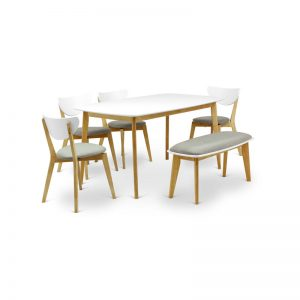 white_oslo_dining_set