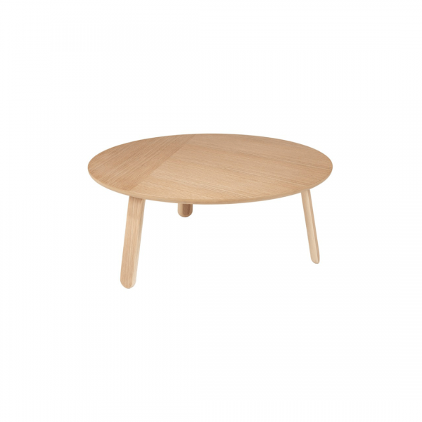 Braja Round Coffee Table, modern round coffee table